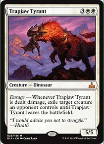 Trapjaw Tyrant - RIX