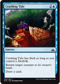 Crashing Tide - RIX