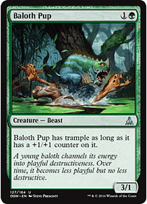 Baloth Pup - OGW