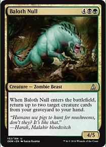 Baloth Null - OGW