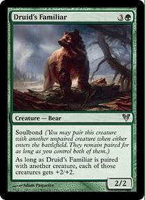 Druid's Familiar - ARS
