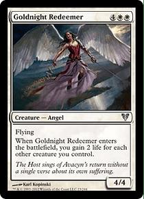 Goldnight Redeemer - ARS