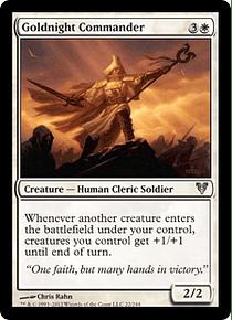 Goldnight Commander - ARS