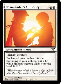 Commander's Authority - ARS