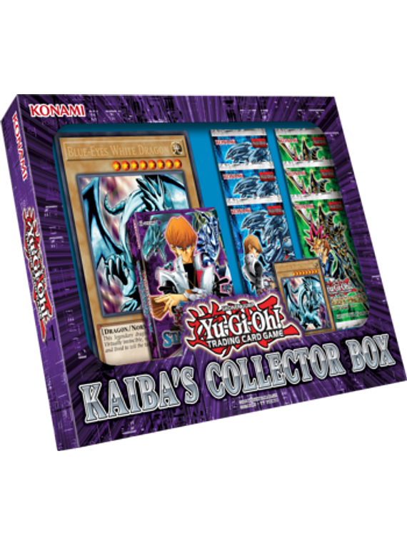kaiba Collectors Box