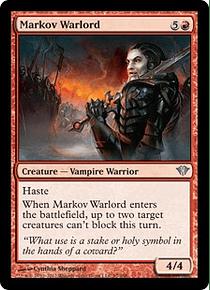 Markov Warlord - DKA