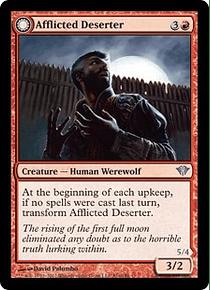 Afflicted Deserter | Werewolf Ransacker - DKA