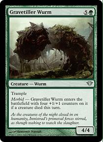Gravetiller Wurm - DKA