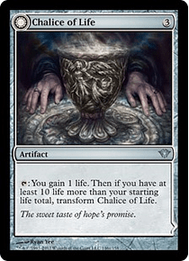 Chalice of Life | Chalice of Death - DKA