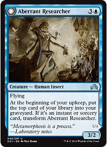 Aberrant Researcher | Perfected Form - SOI