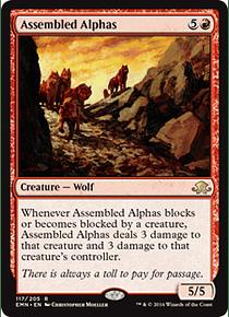 Assembled Alphas - EMN