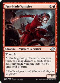 Furyblade Vampire - EMN