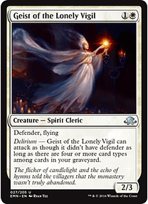 Geist of the Lonely Vigil - EMN