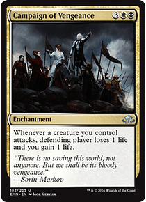 Campaign of Vengeance - EMN