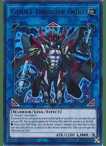 Gouki Thunder Ogre - CIBR-EN045 - Ultra Rare
