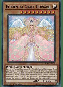 Elemental Grace Doriado - CIBR-EN039 - Rare