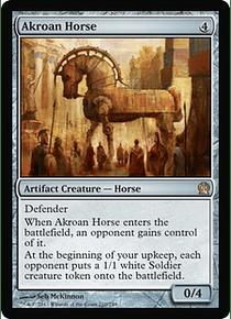 Akroan Horse - THR