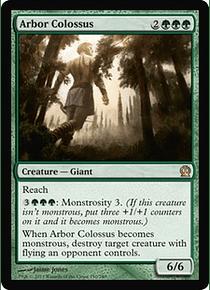 Arbor Colossus - THR
