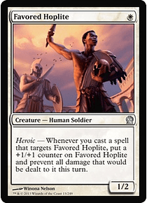 Favored Hoplite - THR