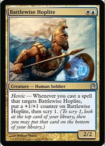 Battlewise Hoplite - THR