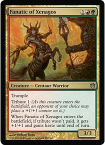 Fanatic of Xenagos - BOG