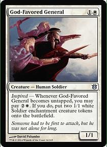God-Favored General - BOG