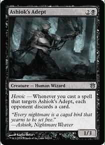 Ashiok's Adept - BOG