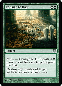 Consign to Dust - JOU