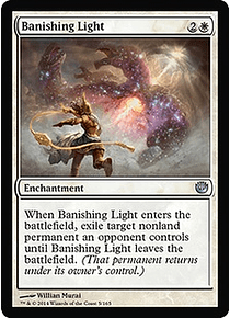 Banishing Light - JOU