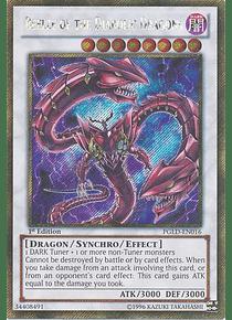 Beelze of the Diabolic Dragons - PGLD-EN016 - Gold Secret Rare