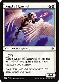 Angel of Renewal - BFZ