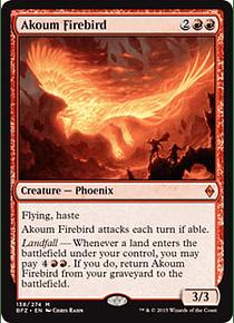 Akoum Firebird - BFZ