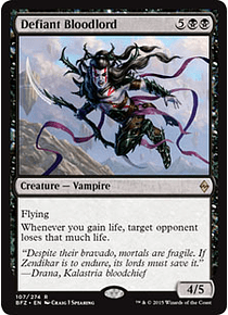 Defiant Bloodlord - BFZ