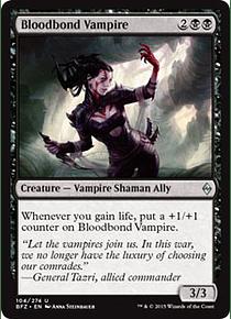 Bloodbond Vampire - BFZ