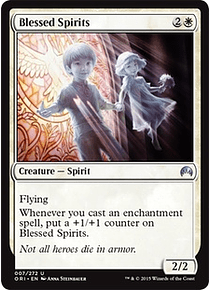 Blessed Spirits - ORI