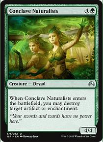 Conclave Naturalists - ORI