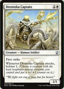 Dromoka Captain - DTK