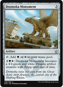 Dromoka Monument - DTK - U