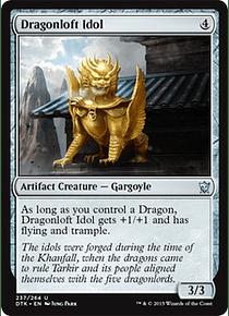 Dragonloft Idol - DTK