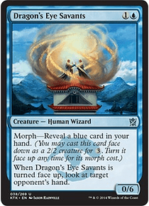 Dragon's Eye Savants - KTK