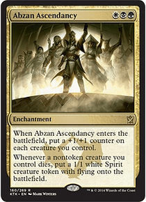 Abzan Ascendancy - KTK