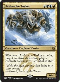 Avalanche Tusker - KTK