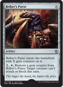 Briber's Purse (Ugin's Fate) - KTK