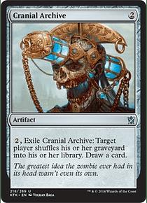 Cranial Archive - KTK - U