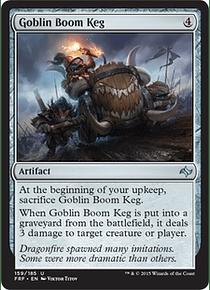 Goblin Boom Keg - FRF