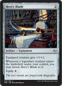 Hero's Blade - FRF