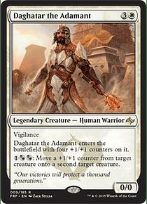 Daghatar the Adamant - FRF