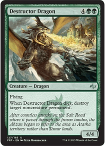 Destructor Dragon - FRF