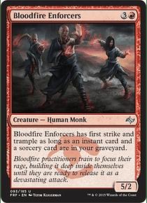 Bloodfire Enforcers - FRF
