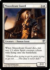 Mausoleum Guard - INS